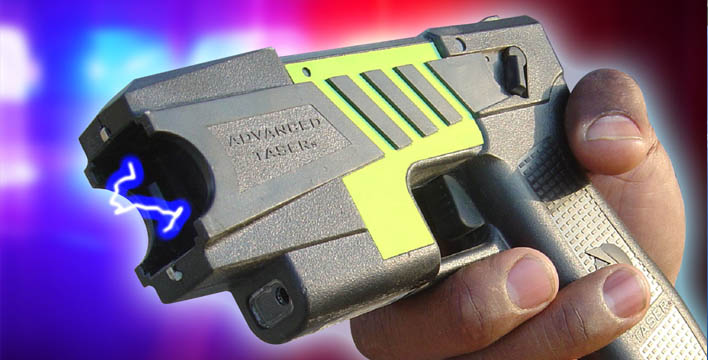 NYPD Eyes Wider Use Of Stun Guns