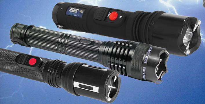 Some Stun Guns Have Cameras On Them, Surprising Many, Including Prosecutors