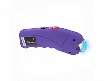 Terminator SGT610-260,000 - Mini Rechargeable Reliable Stun Gun With LED Flashlight PURPLE