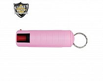 Lab Certified Streetwise 18 Pepper Spray 1/2 oz HARDCASE PINK
