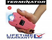 Terminator SGTA - 999 MV Stun Gun with Ear-Piercing Siren
